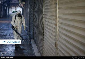 «کرونا» بازار بزرگ تهران را هم ۲ هفته تعطیل کرد