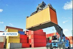 ارزش ریالی کالاهای صادراتی طی یکسال 42 درصد افزایش یافت