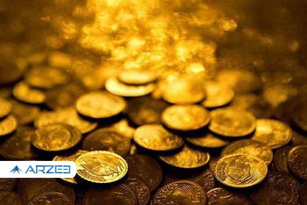 افت ۳۴۰ هزار تومانی نرخ سکه