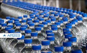افزایش ۲۰ درصدی قیمت آب معدنی