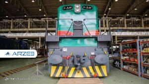 اولین قطار باری ایران وارد افغانستان شد
