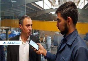 بهره برداری از 110 واحد صنعتی در استان تهران در هفته دولت