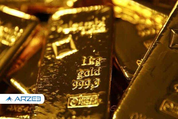 تداوم افت قیمت طلا با رشد سود اوراق قرضه آمریکا