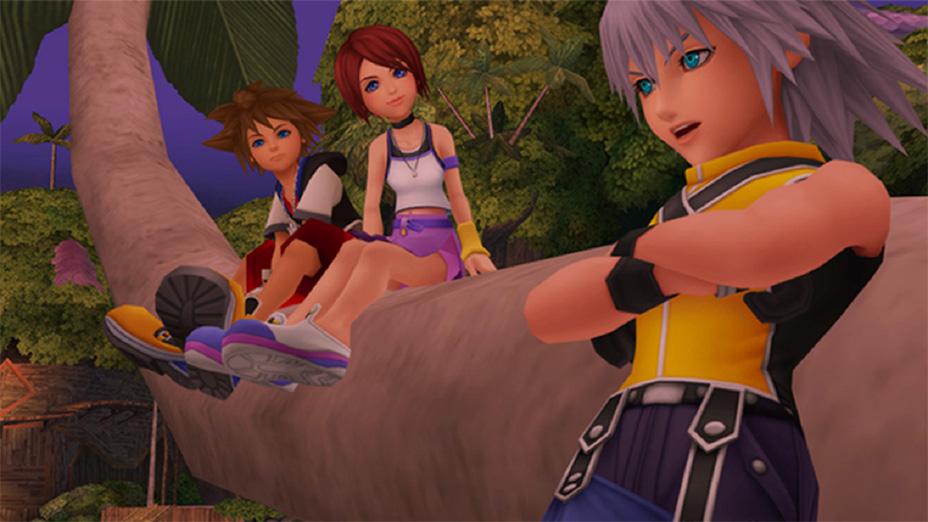 بازی Kingdom Hearts 1