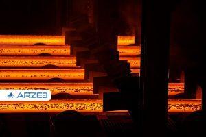 تولید محصولات فولادی ۴ درصد رشد کرد