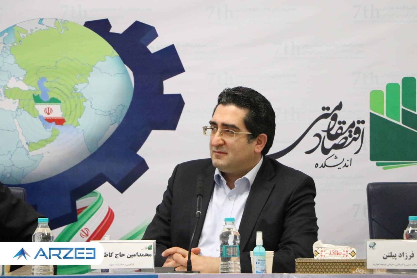 تولید مشترک با کشورهای منطقه بستر ورود کالای ایرانی به بازارهای جهانی