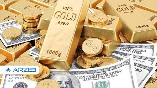 جدال سکه در کانال 11 میلیون تومانی؛ تداوم روند کاهشی دلار