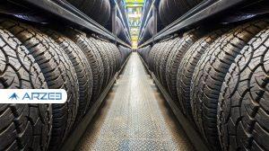 خبر خوش برای رانندگان؛ ترخیص ۳۰۰ هزار حلقه لاستیک با ارز دولتی