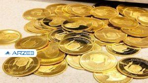 دلایل اصلی کاهش قیمت طلا و سکه در بازار