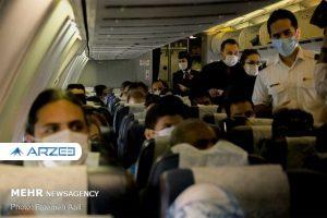 رئیس سازمان هواپیمایی: نرخ بلیت هواپیما کاهش مییابد