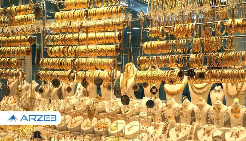 رشد ۹۰درصدی قیمت طلا از ابتدای سال