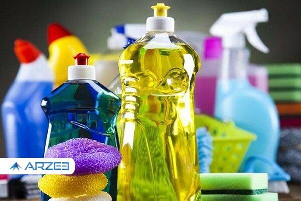 رفع ممنوعیت صادرات مواد شوینده و صابون