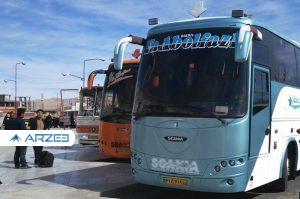 زمان گران شدن 20 درصدی بلیت اتوبوس بین شهری