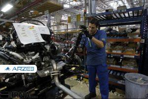 صرفهجویی ۸۶ میلیون دلاری با داخلیسازی قطعات خودرو