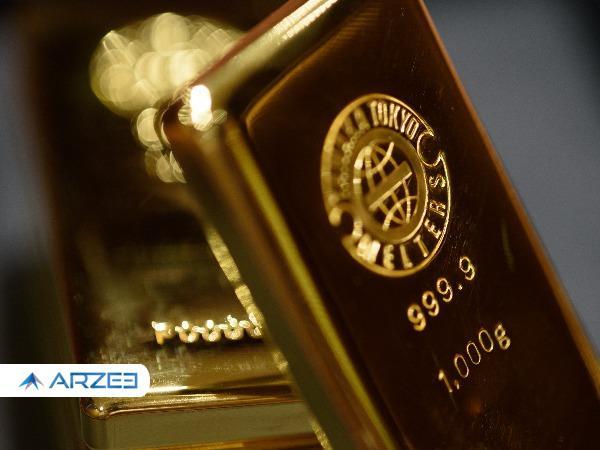 طلا در مسیر افزایشی قرار گرفت