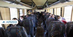 فروش بلیت اتوبوس های نوروزی با ۲۰ درصد افزایش قیمت