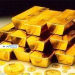قیمت جهانی طلا با افت دلار بالا رفت