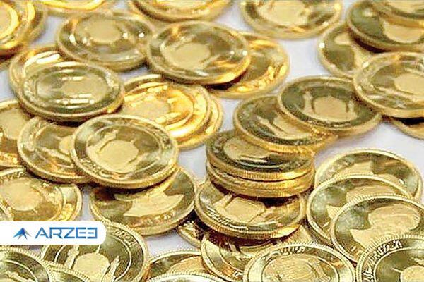 قیمت سکه ۲ اسفند ۱۳۹۹ به ۱۱ میلیون و ۴۶۰ هزار تومان رسید