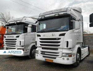 قیمت عجیب انواع کامیونهای کارکرده در بازار