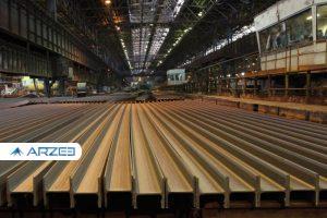 قیمت یک تریلی آهن به ۲۸۰ میلیون رسید