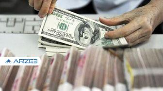 نرخ ارز آزاد در 30 بهمن 99