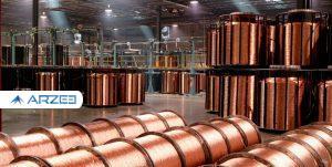 نوسان شدید قیمت فلزات اساسی در یکماه گذشته