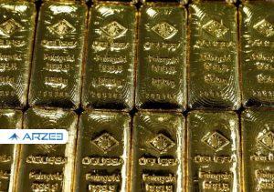 واردات طلای هند رکورد زد