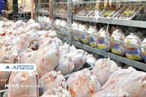 پیشنهاد اتحادیه فروشندگان پرنده و ماهی برای تعادل در بازار مرغ