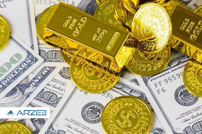 پیش بینی قیمت امروز طلا، سکه و دلار