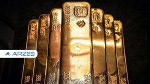 کاهش تقاضا در بازار جهانی فلزات گرانبها با نوسان قیمتی