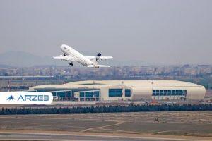 کاهش 80 درصدی درآمدهای هوانوردی