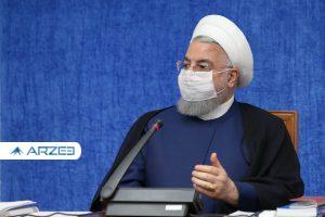 ۵۸ طرح عمرانی مناطق آزاد و ویژه اقتصادی با حضور رئیس جمهوری افتتاح شد