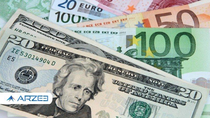 جدیدترین قیمت دلار و یورو در صرافی ملی/نرخ رسمی همه ارزها ثابت شد