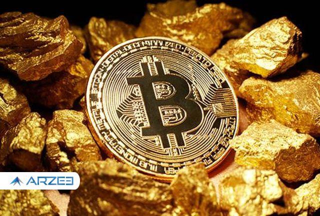 اثر بایدن بر قیمت طلا و بیت کوین