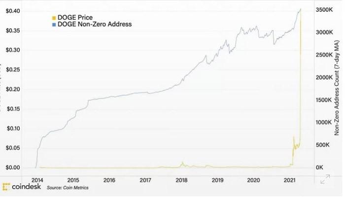 ارتش دوج کوین عقبنشینی کرد؛ کاهش ۲۹ درصدی قیمت