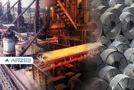 افزایش ۳ میلیون تنی تولید فولاد با وجود تحریم و کرونا