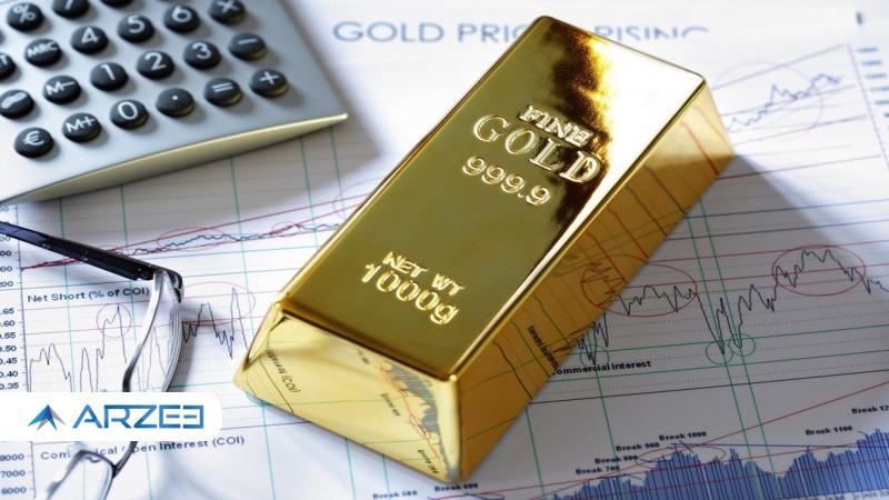 با وجود بهبود شرایط اقتصادی طلا دچار ریزش قیمت نشد