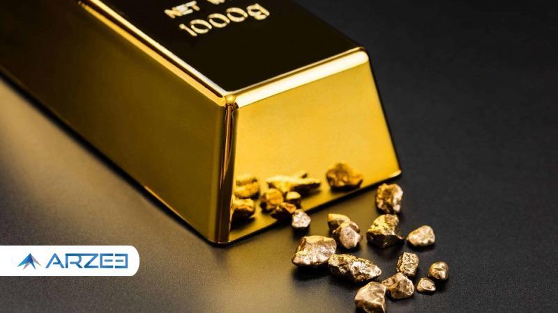 بدترین عملکرد هفتگی فلز زرد در یک ماه گذشته/پیش بینی قیمت جهانی طلا