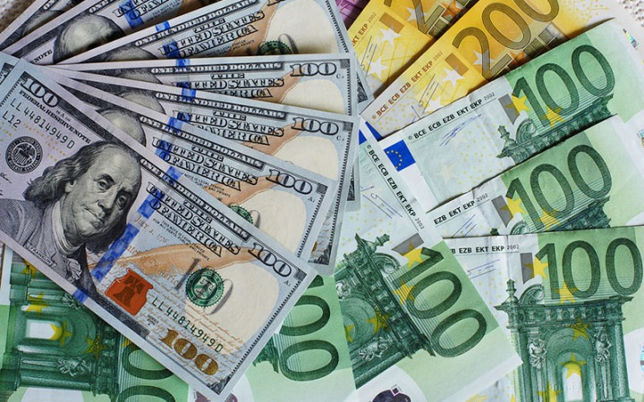 جدیدترین قیمت دلار و یورو در صرافی ملی/نرخ رسمی ۲۰ ارز افزایش یافت