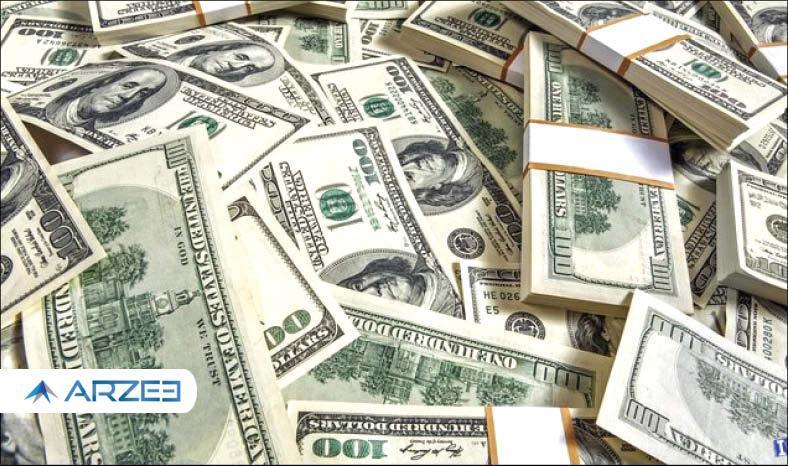 حراج ارزی بی سابقه دولت از جیب بانک مرکزی