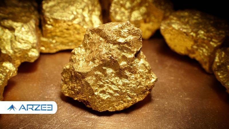 حرکت صعودی قیمت طلا ادامه پیدا کرد