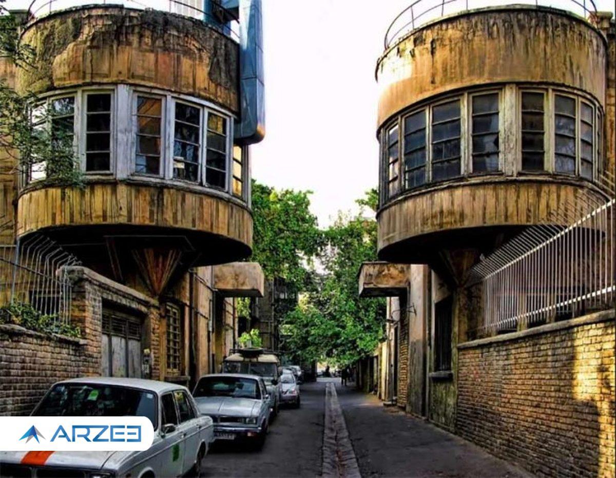 خانههای زیر ۶۰۰ میلیونی در تهران