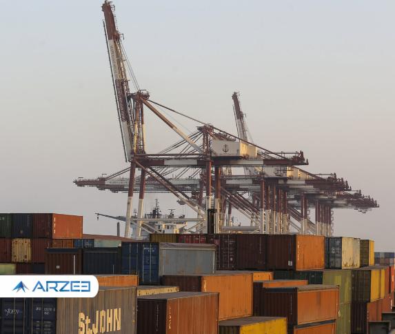 رشد ۸۰ درصدی ارزش صادرات در فروردین ماه