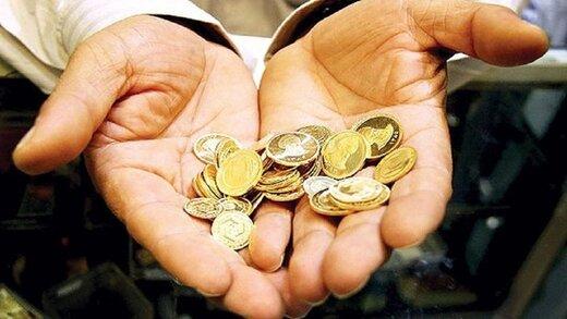 ریزش ۴۰ درصدی قیمت سکه در هفت ماه/ نرخ سکه تا کجا عقب میرود؟