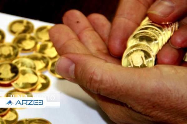 سکه به کانال ۱۰ میلیون تومان برگشت/ کاهش حباب انواع سکه به دلیل کاهش تقاضا