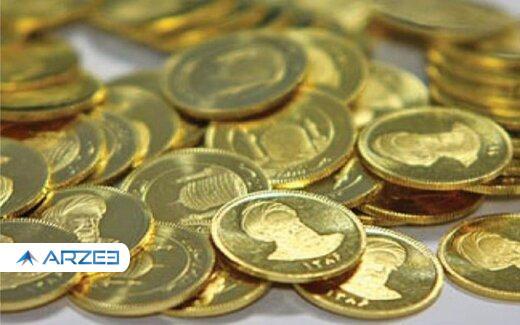 سکه سد سخت مقاومت را شکست