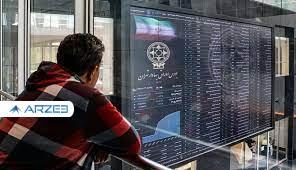 سیر قهقرایی اعداد در بازار سهام فروردین ماه