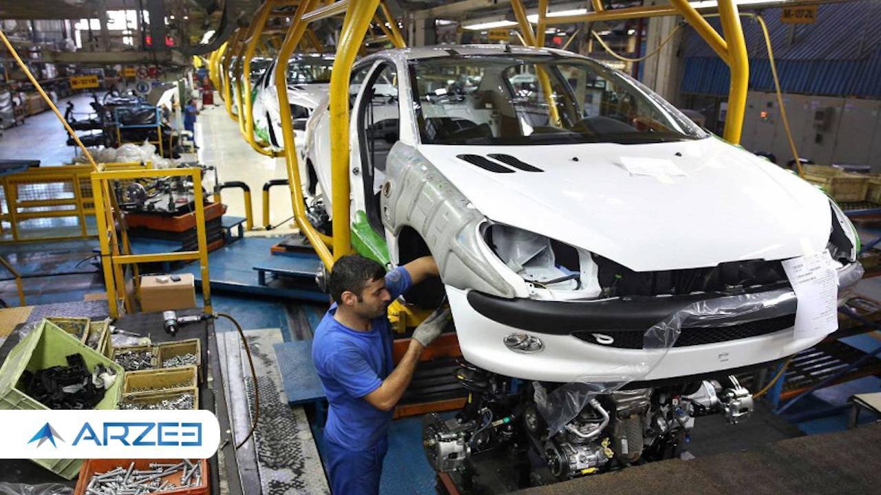 صادرات خودرو با وجود کمبود در بازار