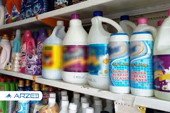 صادرات محصولات شوینده و بهداشتی ایران به آمریکا و اروپا