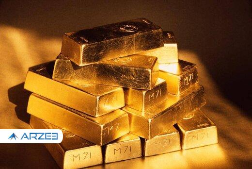 طلا در یک قدمی شکستن رکورد هفته ای